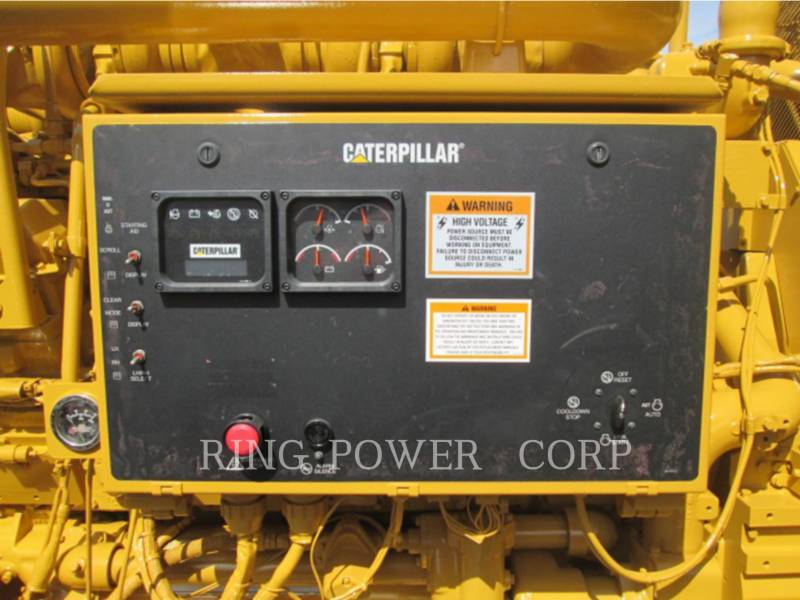 CATERPILLAR STATIONARY GENERATOR SETS 1500 KW equipment  photo 6