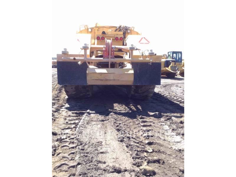 CATERPILLAR WATER WAGONS 631G WW equipment  photo 2
