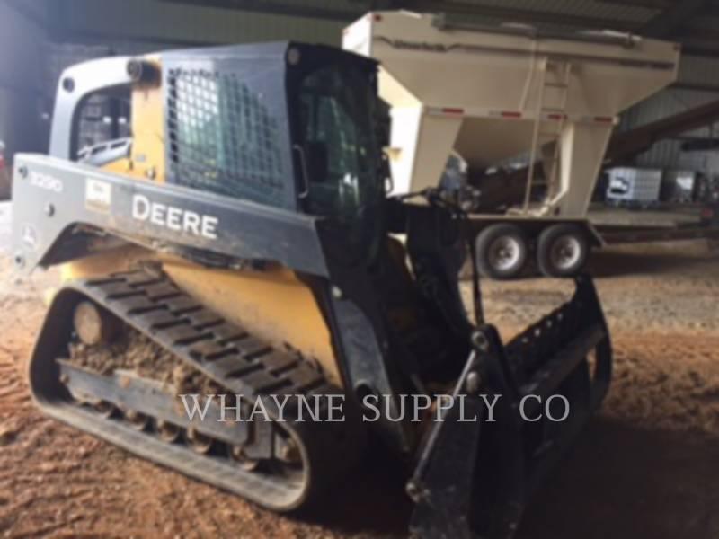 DEERE & CO. PALE CINGOLATE MULTI TERRAIN 329D equipment  photo 3