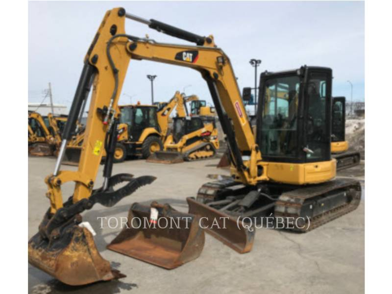 CATERPILLAR トラック油圧ショベル 305.5E2 CR equipment  photo 1