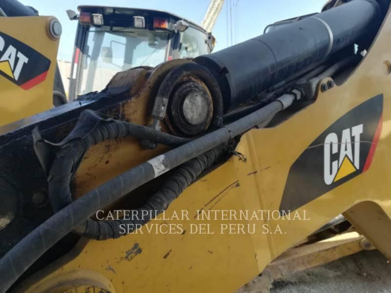 CATERPILLAR BACKHOE LOADERS 420F2STLRC equipment  photo 22