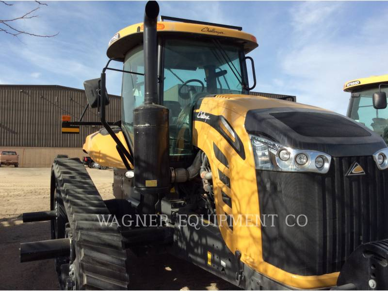 AGCO TRACTEURS AGRICOLES MT775E-UW equipment  photo 2