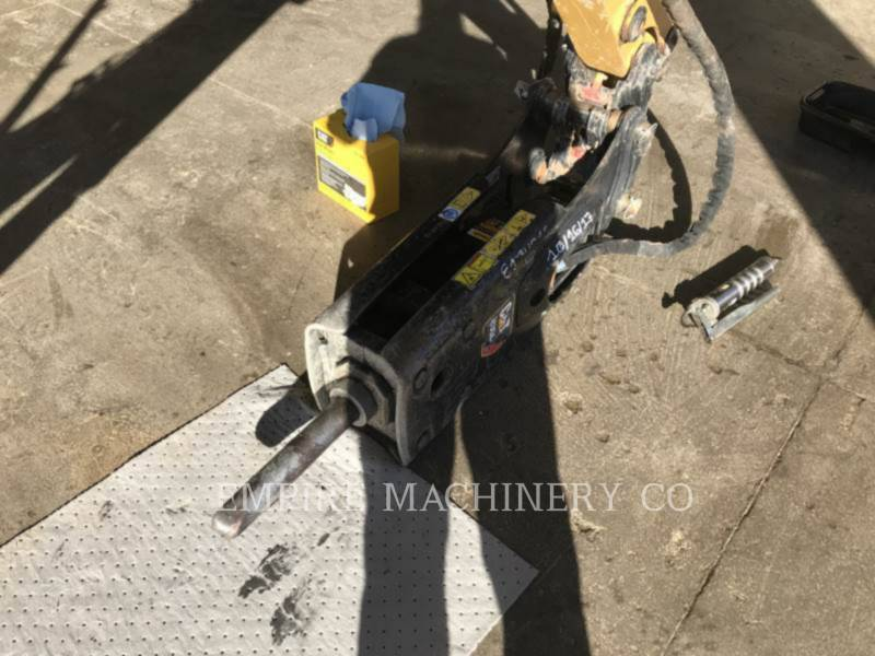 CATERPILLAR HERRAMIENTA DE TRABAJO - MARTILLO H55E 304E equipment  photo 1