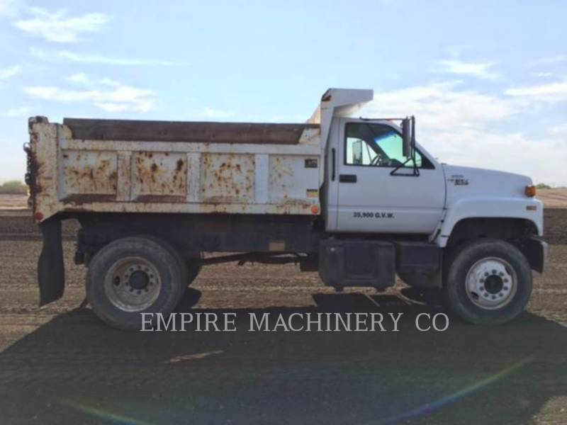 GMC MISCELLANEOUS / OTHER EQUIPMENT DUMP TRUCK equipment  photo 5