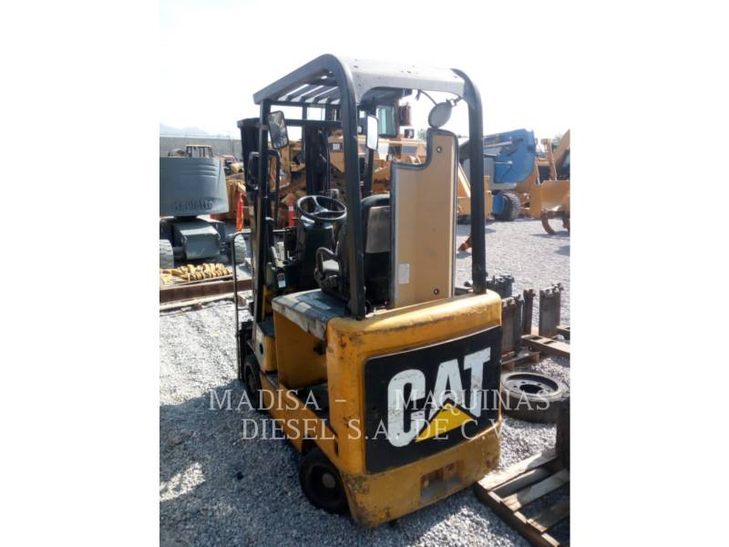 CATERPILLAR LIFT TRUCKS CHARIOTS À FOURCHE E3500-AC   equipment  photo 1