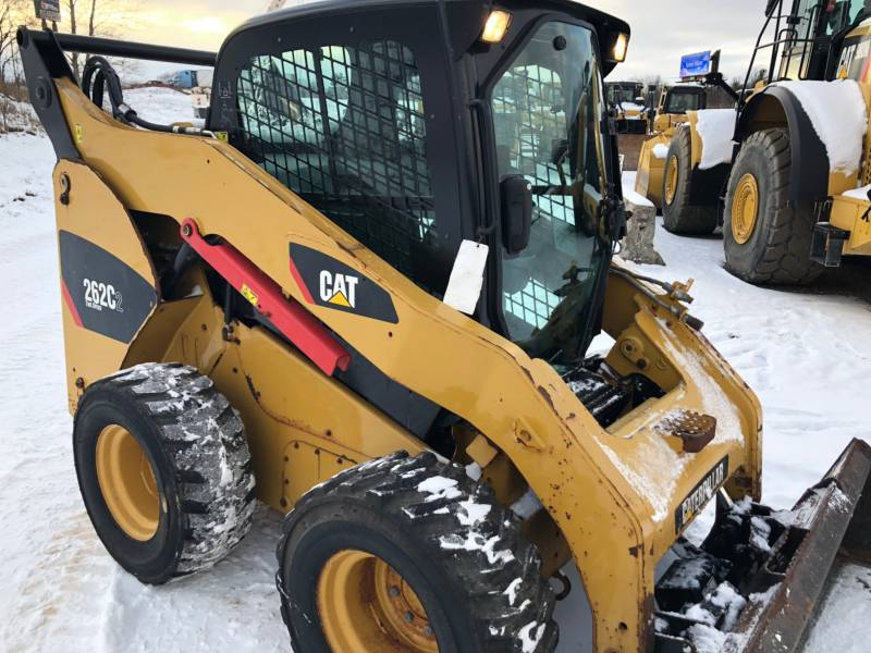 CATERPILLAR CHARGEURS COMPACTS RIGIDES 262C2 equipment  photo 8