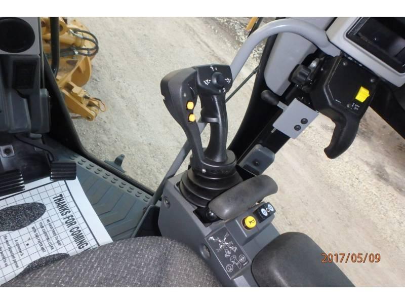 CATERPILLAR MOTOR GRADERS 140M3 equipment  photo 17