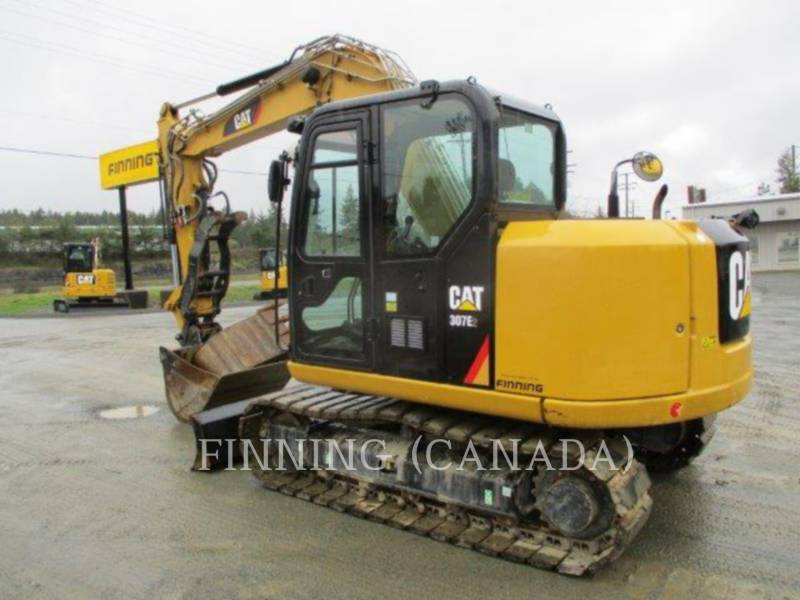 CATERPILLAR TRACK EXCAVATORS 307E2 equipment  photo 4