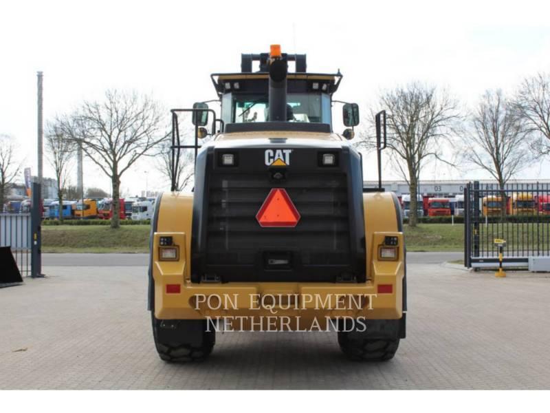 CATERPILLAR CHARGEURS SUR PNEUS/CHARGEURS INDUSTRIELS 950K equipment  photo 24