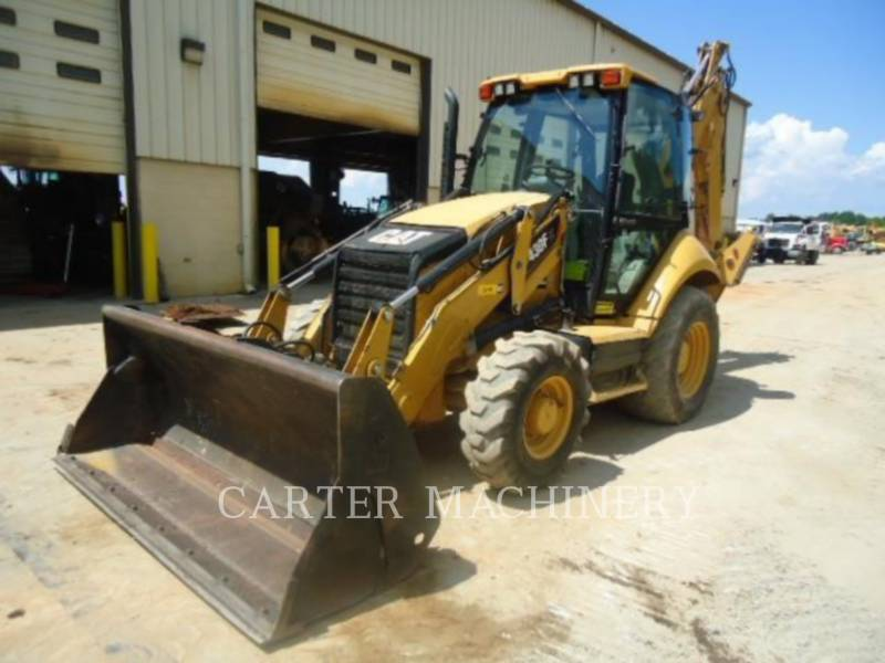 CATERPILLAR CHARGEUSES-PELLETEUSES 430FIT AC equipment  photo 3