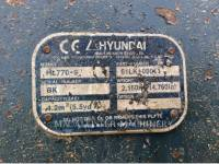 HYUNDAI CARGADORES DE RUEDAS HL770-9 equipment  photo 14