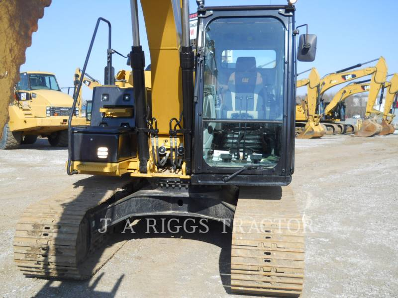 CATERPILLAR KETTEN-HYDRAULIKBAGGER 312E 9 equipment  photo 8
