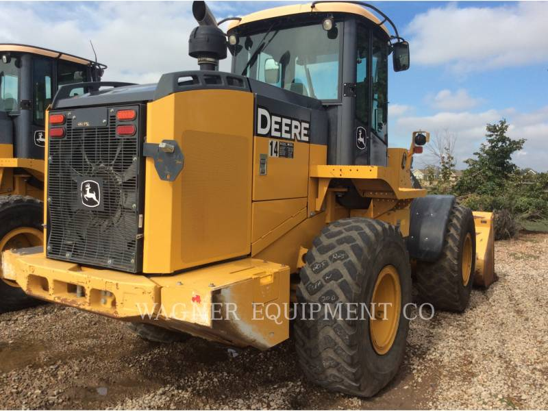 DEERE & CO. WHEEL LOADERS/INTEGRATED TOOLCARRIERS 624K equipment  photo 3