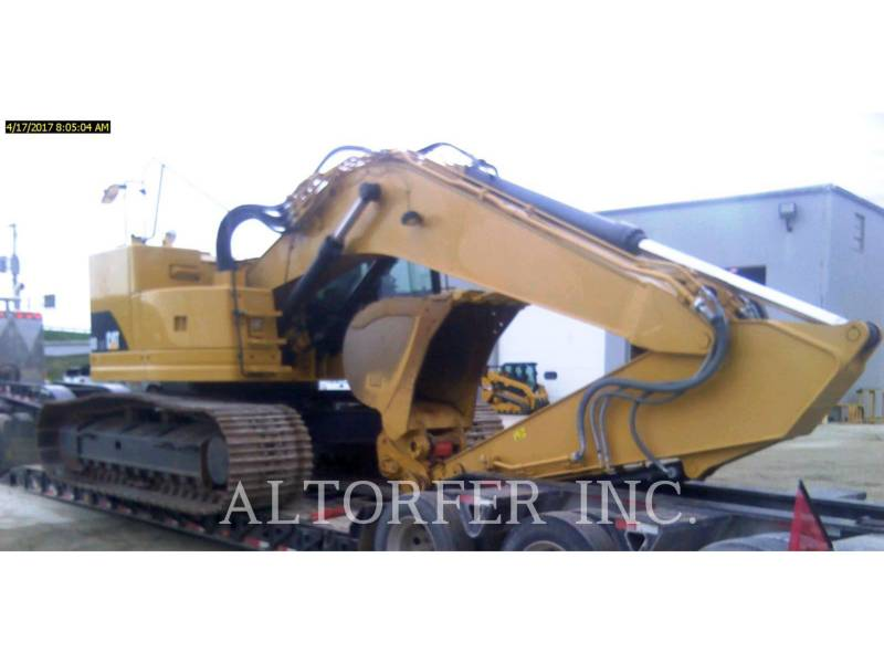 CATERPILLAR EXCAVADORAS DE CADENAS 328DL CR equipment  photo 2