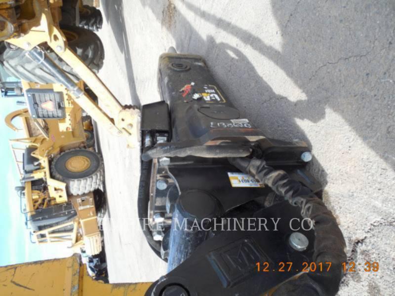CATERPILLAR  HAMMER H80ES 420 equipment  photo 2