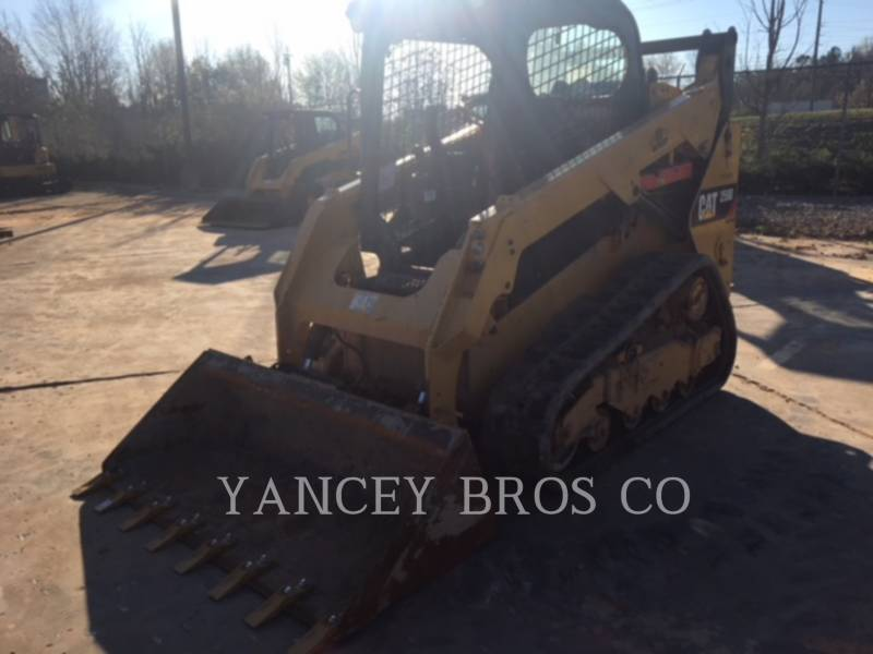 CATERPILLAR CHARGEURS COMPACTS RIGIDES 259D PDC equipment  photo 2