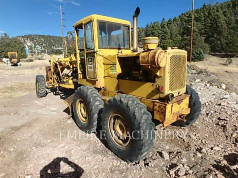 CATERPILLAR MOTOR GRADERS 14E equipment  photo 8