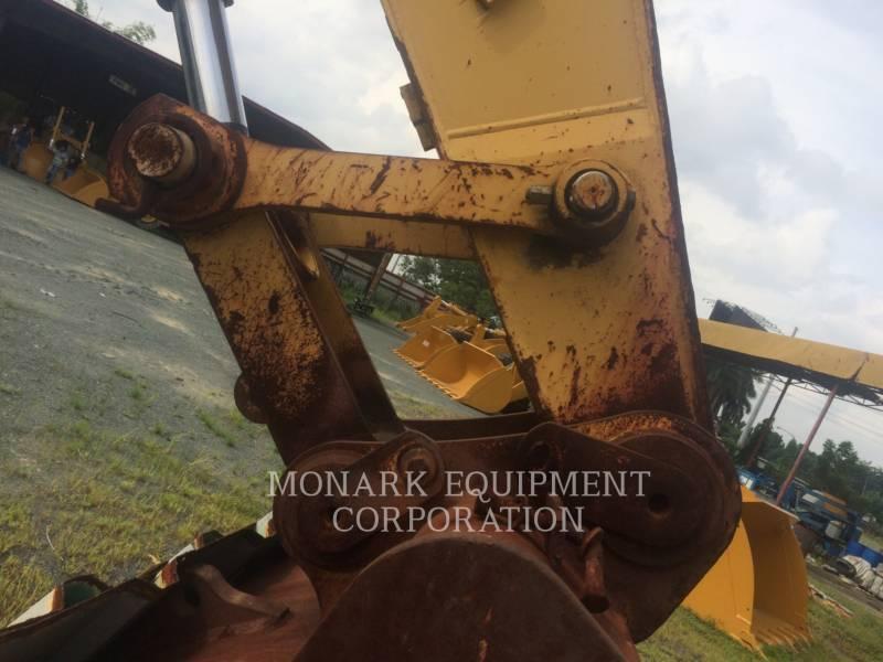 CATERPILLAR TRACK EXCAVATORS 330D equipment  photo 9