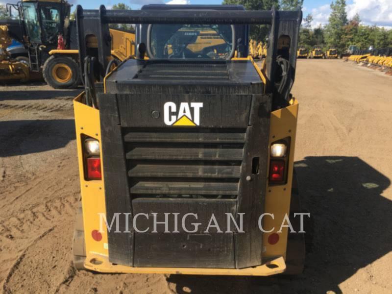 CATERPILLAR CARGADORES MULTITERRENO 259D equipment  photo 4