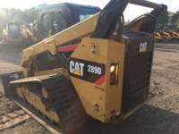 CATERPILLAR CARREGADEIRAS TODO TERRENO 289D equipment  photo 5