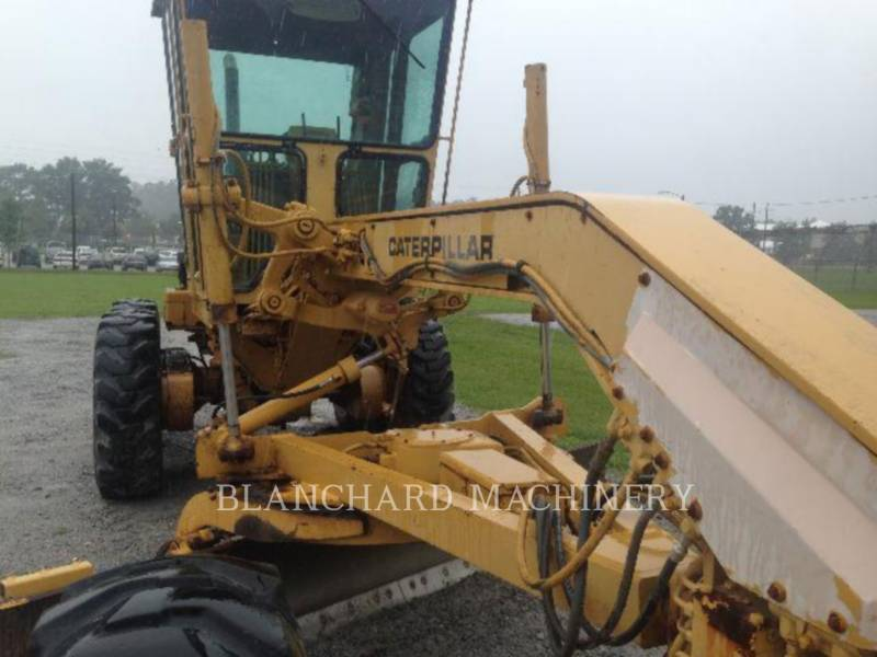 CATERPILLAR NIVELEUSES 120G equipment  photo 4
