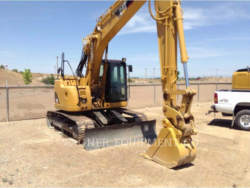 CATERPILLAR KETTEN-HYDRAULIKBAGGER 314CLCR equipment  photo 9