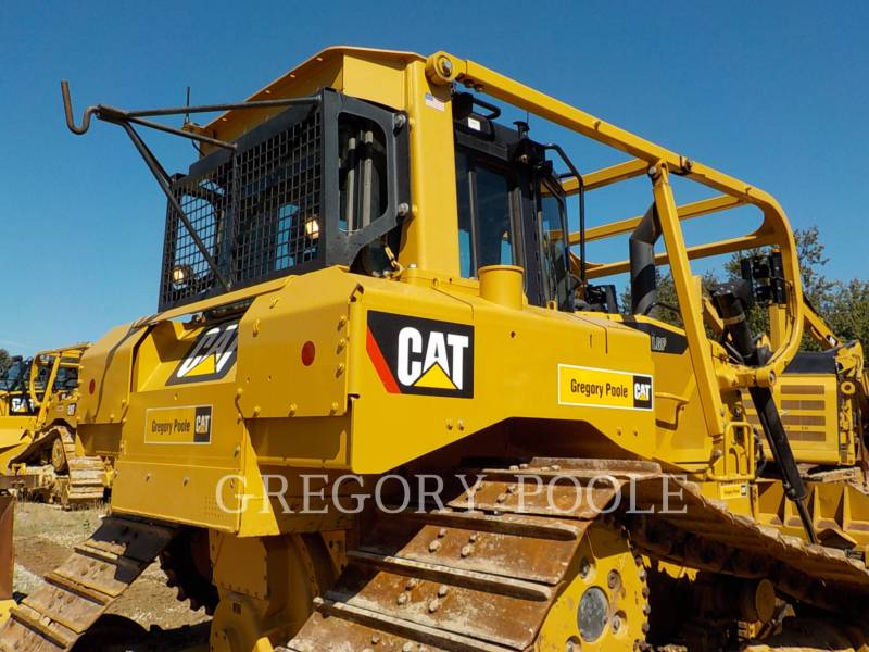 CATERPILLAR CIĄGNIKI GĄSIENICOWE D6T LGP equipment  photo 10