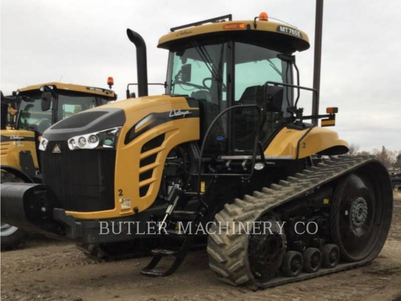 AGCO-CHALLENGER AG TRACTORS MT765E equipment  photo 1