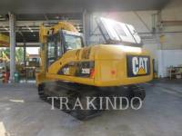 CATERPILLAR PELLES SUR CHAINES 320D equipment  photo 2