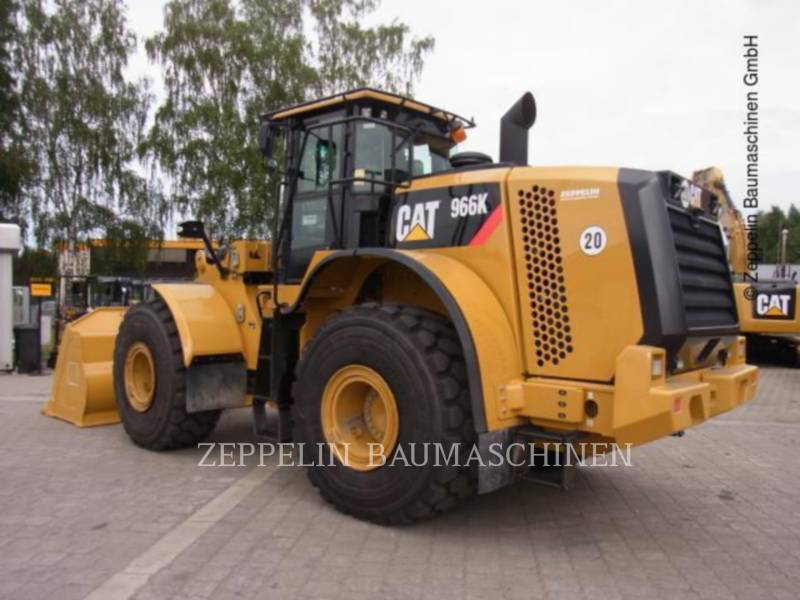 CATERPILLAR CARGADORES DE RUEDAS 966K equipment  photo 17