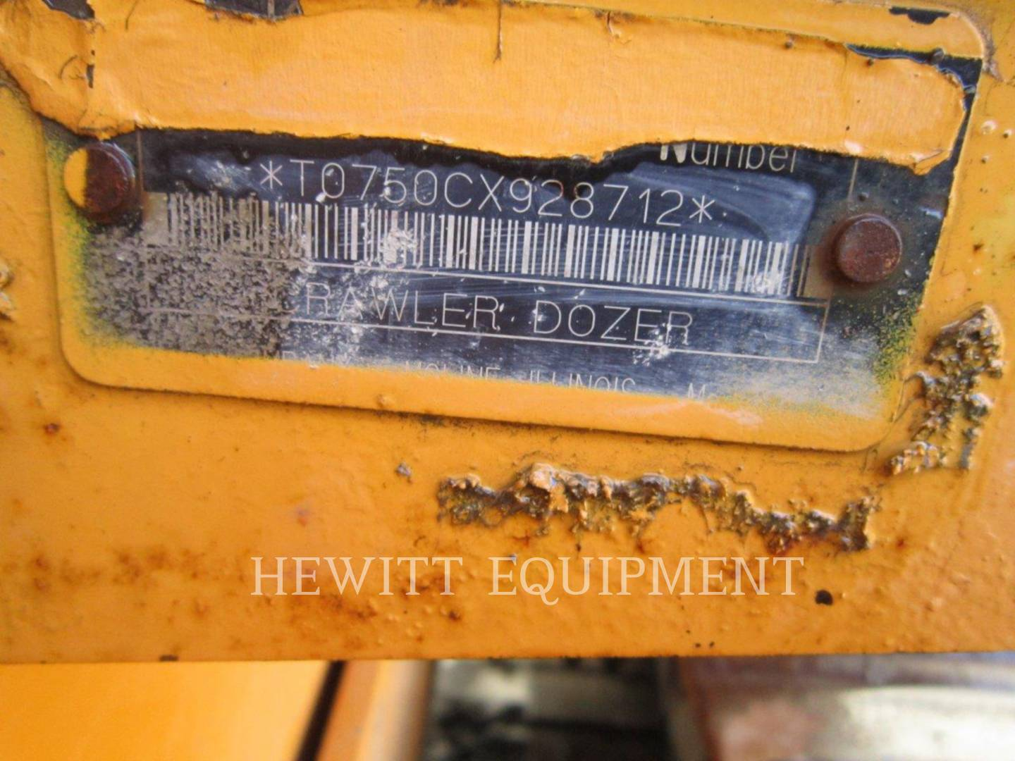 Detail photo of 2004 John Deere 750C from Construction Equipment Guide