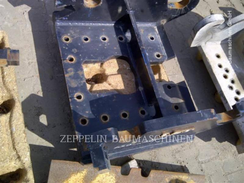LSB STAHLBAU OSCHERSLEBEN EQUIPO VARIADO / OTRO CW45 ADAPTERPLATTE equipment  photo 1