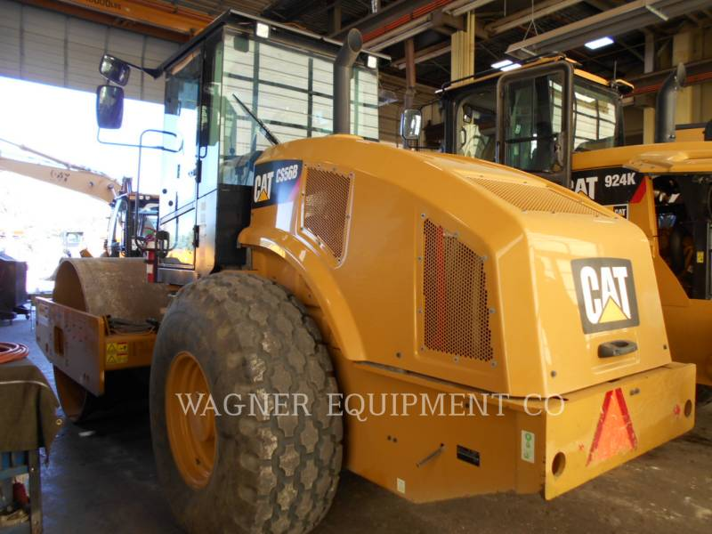 CATERPILLAR コンパクタ CS56B equipment  photo 3