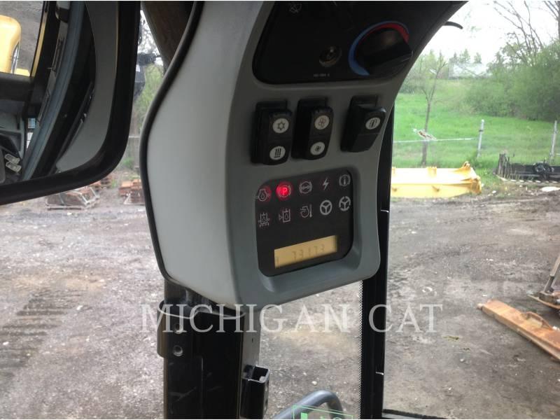 CATERPILLAR RADLADER/INDUSTRIE-RADLADER 950H S+ equipment  photo 14