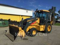 Equipment photo JOHN DEERE 710K BACKHOE LOADERS 1