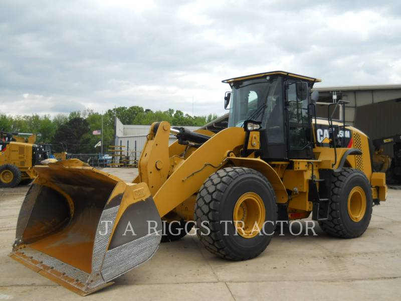 CATERPILLAR WHEEL LOADERS/INTEGRATED TOOLCARRIERS 950M 3 equipment  photo 1