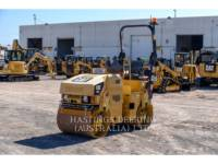 Equipment photo CATERPILLAR CB22 COMPACTEURS TANDEMS VIBRANTS 1