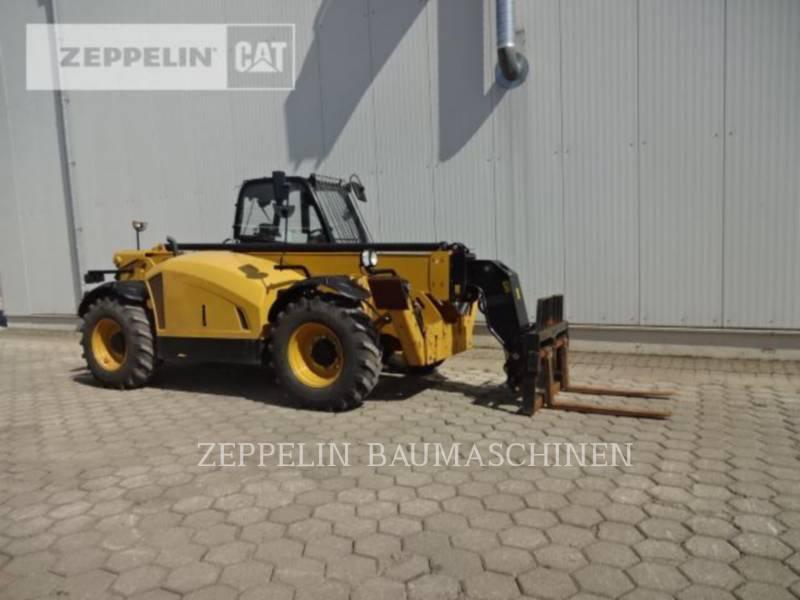 CATERPILLAR TELEHANDLER TH414CGC equipment  photo 3