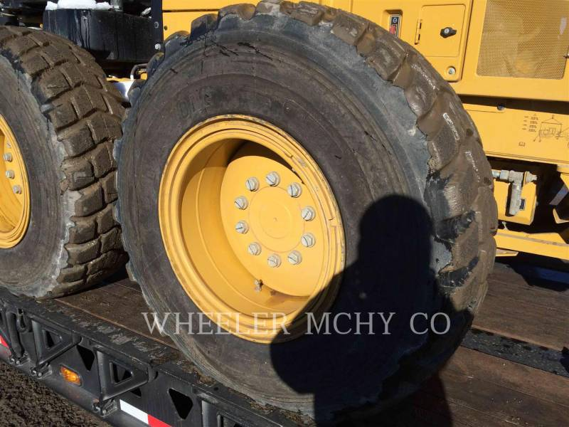 CATERPILLAR NIVELEUSES 160M2 AWDX equipment  photo 14