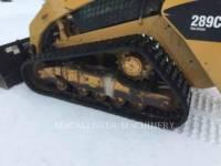 CATERPILLAR CARGADORES MULTITERRENO 289C2 equipment  photo 17