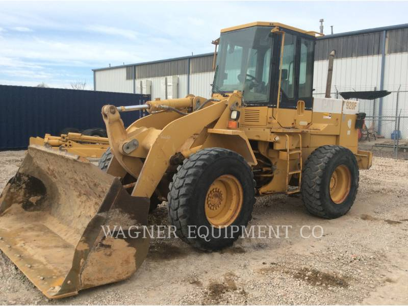 CATERPILLAR WHEEL LOADERS/INTEGRATED TOOLCARRIERS 928F equipment  photo 1