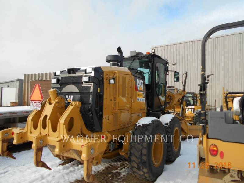 CATERPILLAR MOTONIVELADORAS 160M3 equipment  photo 3