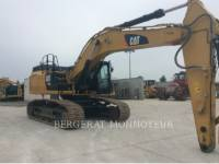 Equipment photo CATERPILLAR 349E KOPARKI GĄSIENICOWE 1