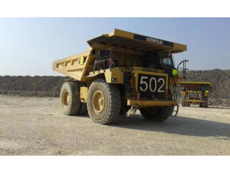CATERPILLAR TOMBEREAUX RIGIDES POUR MINES 777DLRC equipment  photo 1