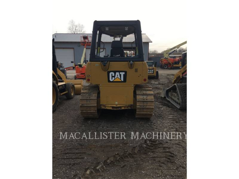 CATERPILLAR CIĄGNIKI GĄSIENICOWE D4K2XL equipment  photo 3