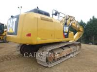 CATERPILLAR TRACK EXCAVATORS 336FL QC equipment  photo 3