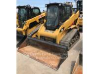 Equipment photo CATERPILLAR 257B3 多様地形対応ローダ 1