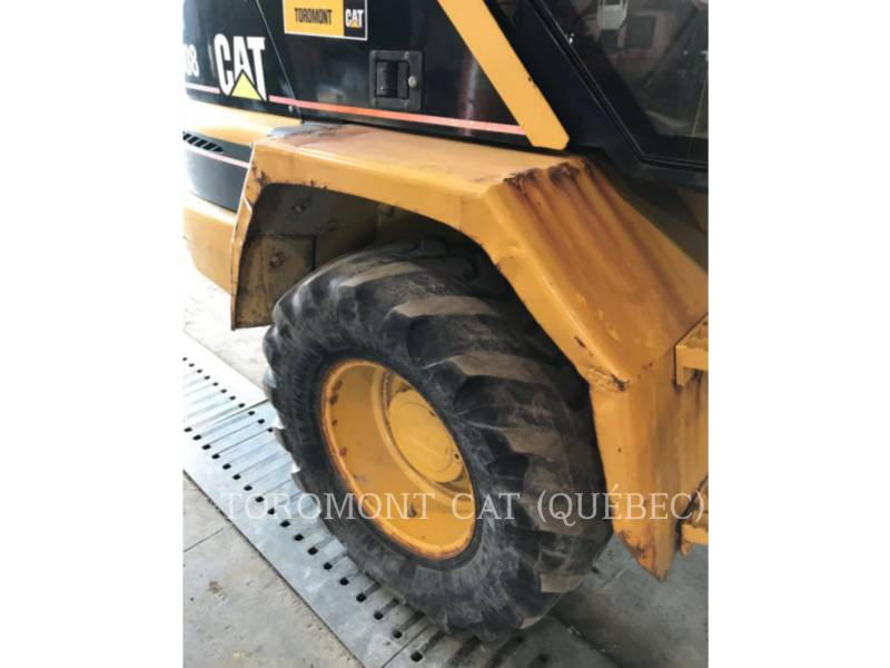 CATERPILLAR WHEEL LOADERS/INTEGRATED TOOLCARRIERS 908 equipment  photo 15