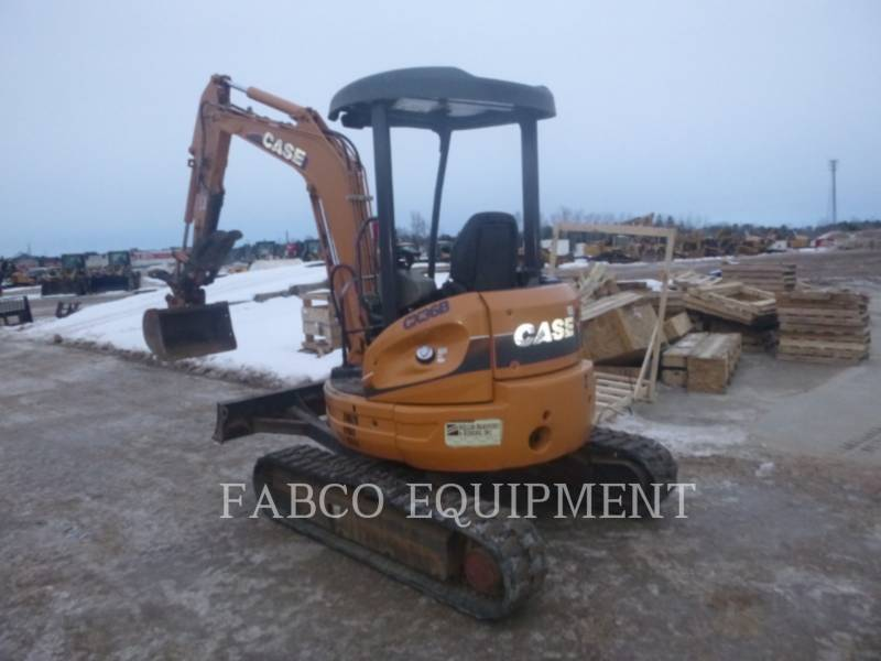 Carcasă EXCAVATOARE PE ŞENILE CX 36B equipment  photo 4