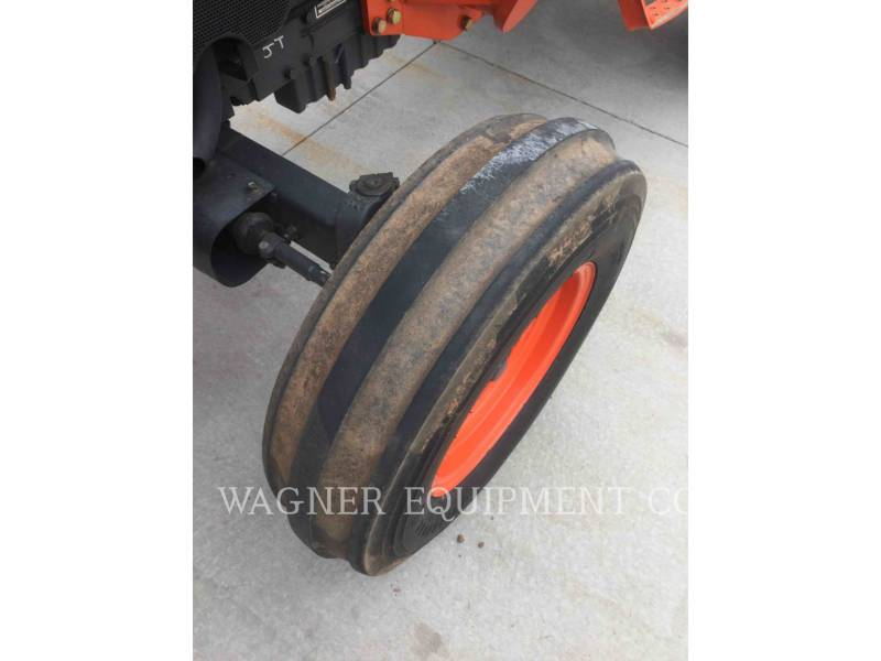 KUBOTA TRACTOR CORPORATION AG TRACTORS L4400E equipment  photo 11